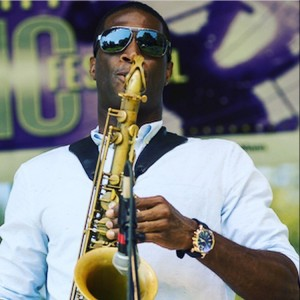 Nasir Dickerson ATRM - Jazz Band in Camden, New Jersey