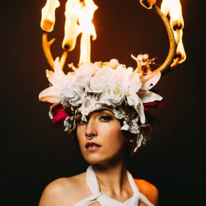 Luma - Fire Performer / Outdoor Party Entertainment in Spokane, Washington