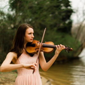 Natalie Bayles - Violinist / Wedding Entertainment in Knoxville, Tennessee
