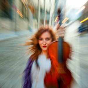 Natalie Hall - Violinist in New York City, New York