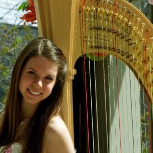 Natalie Hoffmann, Harpist - Harpist in Ottawa, Ontario