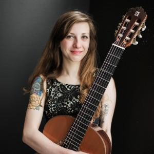 Natalie Larsen - Guitarist - Guitarist in Raleigh, North Carolina