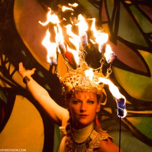 Natalie McFancy - Fire Performer in Brooklyn, New York
