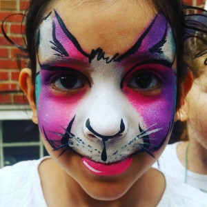 Natasha's face painting party - Face Painter / Outdoor Party Entertainment in Washington, District Of Columbia