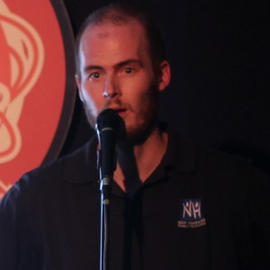 Nate Borgman - Comedian in New York City, New York