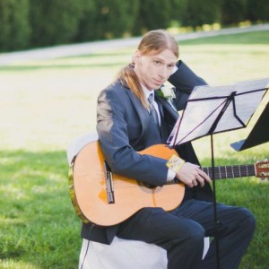Nate Brown Wedding Guitarist - Classical Guitarist in Ocala, Florida