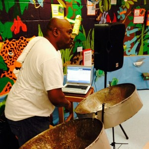 Nate Brown's Rhythms  Of Soul - Steel Drum Player in Charlotte, North Carolina