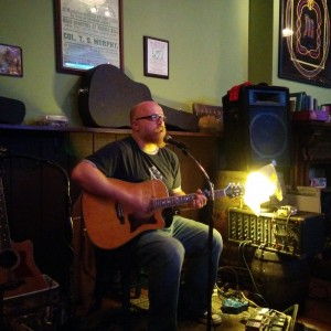 Nate Frary - Guitarist in Wilmington, Ohio