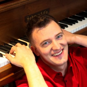 Nate Hance - Pianist and Singer - Pianist / Singing Pianist in St Paul, Minnesota