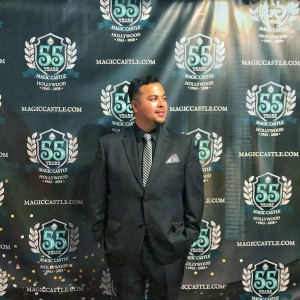 Nate Javier - Mentalist / Corporate Magician in Fullerton, California