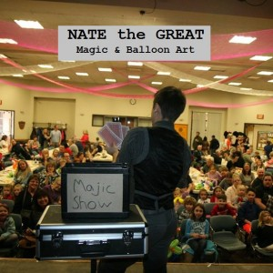 Nate the Great Magician and Balloon Art - Magician / Holiday Party Entertainment in Brunswick, Ohio