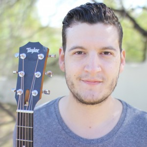 Nathan Jude - Singing Guitarist / Wedding Singer in Phoenix, Arizona