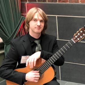 Nathan Kirkwood - Classical Guitarist / Guitarist in Troy, Michigan