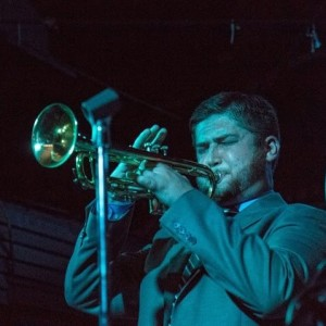 Nathan Ward - Trumpet Player in New Orleans, Louisiana