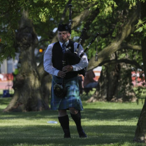 Nathan Wilds Bagpiper - Bagpiper in Wooster, Ohio