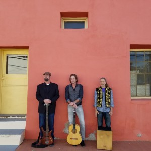 Nathaniel Burnside Trio - Flamenco Group in Tucson, Arizona