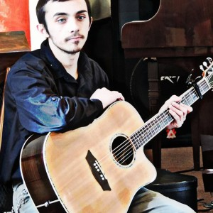 Nathaniel Plays - Guitarist in Midland, Michigan