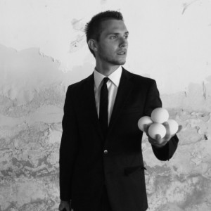 Nathaniel Rankin: Canadian Champion of Magic  - Corporate Magician / Comedy Magician in Ottawa, Ontario