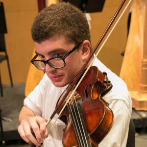 Nathan's Violin - Violinist in Scarsdale, New York