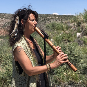 Native American Flute Performer - Woodwind Musician in Cottonwood, Arizona