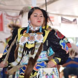 Native American Jingle/Fancy Dancer