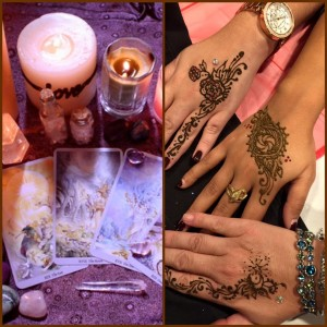 Natural Henna & Tarot - Henna Tattoo Artist / Psychic Entertainment in Nyack, New York