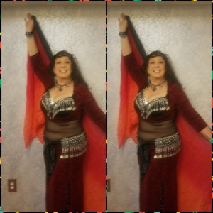 Navel Maneuvers - Belly Dancer in Battle Creek, Michigan