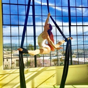 Nebula - Aerialist & Dance Fusionist - Aerialist in Palo Alto, California