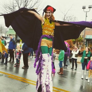 Kateykat Circus Art - Stilt Walker in Jonesboro, Arkansas