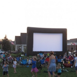 NEO Amusements - Outdoor Movie Screens / Halloween Party Entertainment in Cuyahoga Falls, Ohio