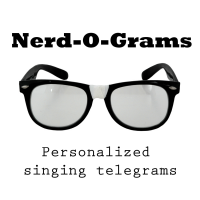 Nerd-O-Grams - Singing Telegram in Menasha, Wisconsin