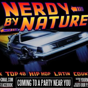 Nerdy By Nature - Party Band / Halloween Party Entertainment in San Antonio, Texas