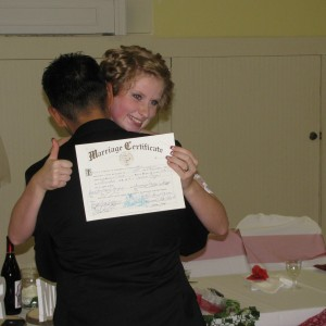 New Beginnings and Happy Endings - Wedding Officiant in Monmouth, Oregon