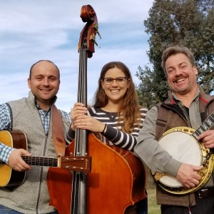New California Line - Bluegrass Band in Morgan Hill, California