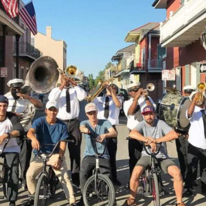 New Creations Brass Band - Brass Band / R&B Group in New Orleans, Louisiana