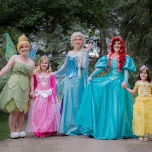 New Dream Events Alberta - Princess Party / Children's Party Entertainment in Lethbridge, Alberta