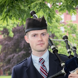 Kirk Brunson - Bagpiper in Boston, Massachusetts