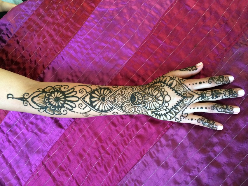 Henna Tattoo New Orleans : Hire new orleans henna and body art tattoo artist