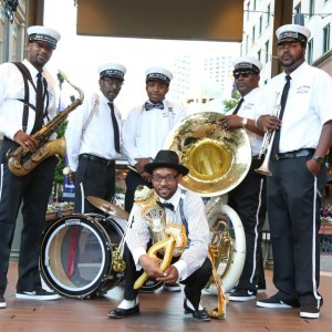 New Orleans Wedding Brass Band - Brass Band / New Orleans Style Entertainment in New Orleans, Louisiana