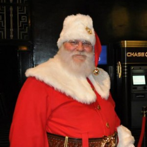 Connecticut Santa Claus - Santa Claus in New York City, New York