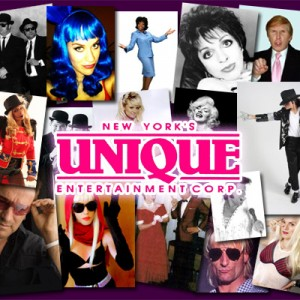 New York's Unique Entertainment Corp. - Impersonator in New York City, New York