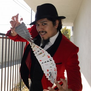 Nexxus - Magician / College Entertainment in Pico Rivera, California