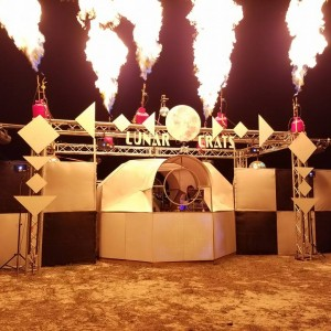 NHQ Entertainment - Pyrotechnician in Tampa, Florida