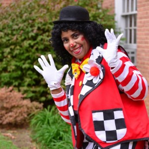 Nica The Clown Entertainer - Children's Party Entertainment / Balloon Twister in Silver Spring, Maryland