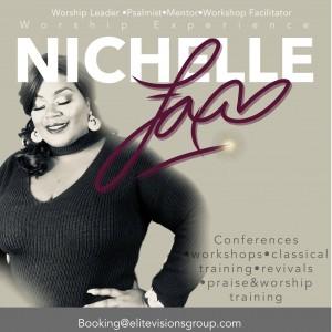 Nichelle Foxx - Praise & Worship Leader in Orlando, Florida