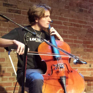 Nicholas Brower - Cellist in Asheville, North Carolina