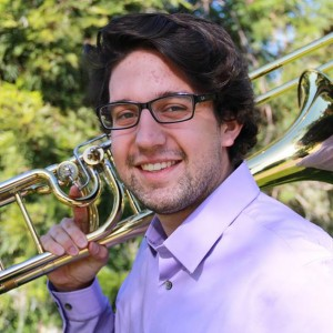 Nicholas Conti- Tenor and Bass Trombone - Trombone Player / Brass Musician in Easton, Pennsylvania