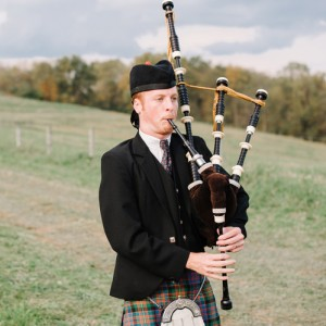 Nicholas Hudson - Houston Bagpiper - Bagpiper in Houston, Texas
