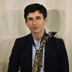 Nicholas McNamara - Saxophone Player in Austin, Texas