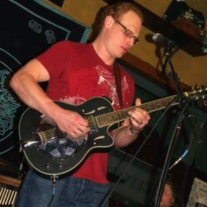 Nicholas Randolph Venceil - Acoustic Band / Singing Guitarist in Springfield, Missouri